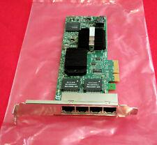 3x  INTEL / CISCO 74-6930-01 N2XX-AIPC  QUAD port PCIe Cards - High Profile