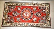 SMALL RUG TRADITIONAL HALL CARPET PERSIAN STYLE SOFT RED RUG HALL MAT