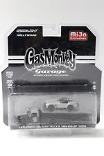 1:64 Greenlight Ford F-350 Ramp Truck 1970 GAS MONKEY NEW bei PREMIUM-MODELCARS
