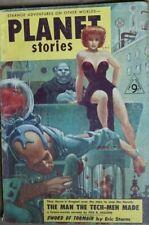 Star Ship Presents Planet Stories #12 1953 Rare British Edition