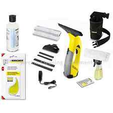 KARCHER Window Vac Vacuum Cleaner Nozzle - Charger Cloth Pads WV 50 60 70 WV50