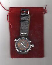 orologio crono-look Jay Baxter cinturino vera pelle-garanzia-nuovo- a1057
