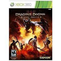 Dragon's Dogma: Dark Arisen (Microsoft Xbox 360, 2013) Brand New, Factory Sealed