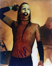 REPRINT - MARILYN MANSON 1 autographed signed photo copy