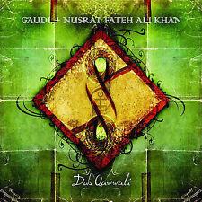 CD ONLY (ARTWORK/DIGIPAK MISSING) Gaudi + Nusrat Fateh Ali Khan: Dub Qawwali