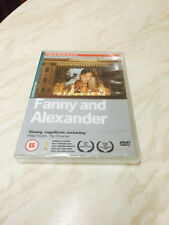 Fanny And Alexander (2-Disc DVD, 2002) Brand New Sealed