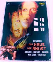 Das Haus Der Angst -La Casa Della Paura (Ltd 222Mediabook Cover C: DVD +Blu_Ray)