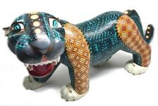 CAT PANTHER PUMA | OAXACAN WOOD CARVING | ALEBRIJE | MEXICAN FOLK ART | MEXICO