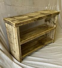 Rustic Reclaimed Wood Shoe Rack. Free Delivery