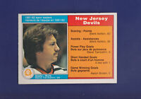 Steve Tambellini TL 1982-83 O-PEE-CHEE Hockey #134 (NM) New Jersey Devils
