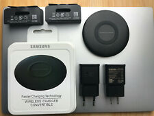 NEW OEM Authentic Fast Wireless charger For Samsung S10 S7 S8/S8Plus S9 Note8 9