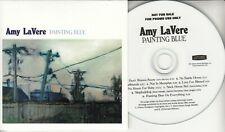 AMY LAVERE Painting Blue 2020 UK 9-trk promo test CD