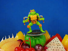 Teenage Mutant Ninja Turtles Michelangelo Tortenfiguren Kuchendekoration Figur A