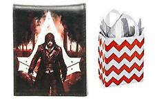 Assassins Creed Syndicate Character Bi-Fold Wallet & Bag - 2 Piece Gift Set