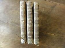 3 livre ancien. chefs d'oeuvres de corneille n° 1 et 4. oeuvre de regnard