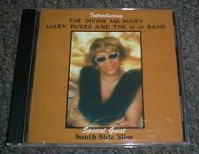 The Divine Ms Mary Dukes And The 32-20 Band South Side Slim~RARE Blues CD