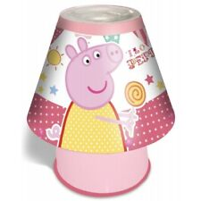 Peppa Pig Bedside Light 100% Official Product
