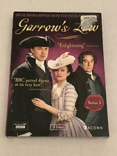 Garrow's Law: Series 3 - All 4 Episodes on 2 DVDs - Region 1 (US & Canada) E198