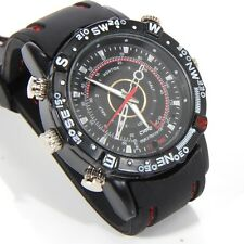 Waterproof Spy Wrist Watch 4G 4GB HD Camera DVR Video Recorder Pocket DV