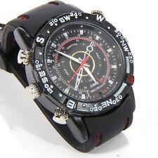Waterproof Spy Wrist Watch 4G 4GB HD Camera DVR Video Recorder Pocket DV