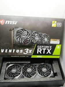MSI GeForce RTX 3090 VENTUS 3X 24G OC  GPU graphic board  Free shipping