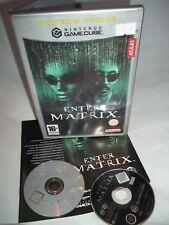 Nintendo Gamecube Console Game - Enter The Matrix