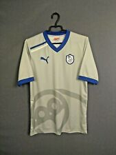 Sheffield Wednesday Jersey 2011 2012 Away S Shirt Mens Football Trikot Puma ig93