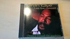 Marvin Gaye   CD   I heard it through the grapevine-Last live concert ...