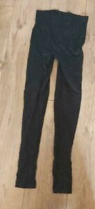 SOUTH BEACH - Womens Black Gym Trouser. Size 10. vgc.