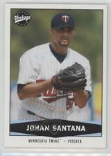 2004 Upper Deck Vintage Johan Santana #75