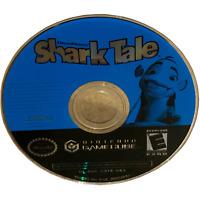 Dreamworld Shark Tales Disc Only Nintendo Gamecube
