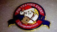 Disney Pin 99250 DLP pin trading event Logo The Christmas of Rapunzel Maximus