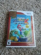 Nintendo Wii Super Mario Galaxy 2 Selects Variant Brand New Sealed