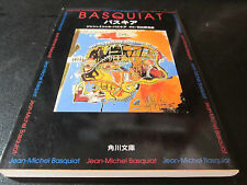 JEAN MICHEL BASQUIAT Pocket Collection of Pictures BASQUIAT 1997 Japan