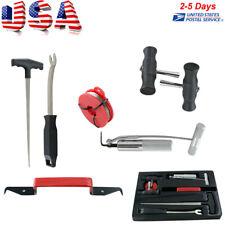 7 Pcs Automobile Windshield Removal Set Auto Glass Remover Tool Kit[USA]