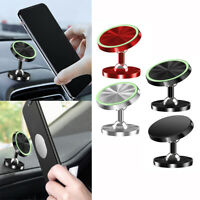 Universal 360° Magnetic Car Dashboard Phone Holder Mount Stand For Cellphone GPS