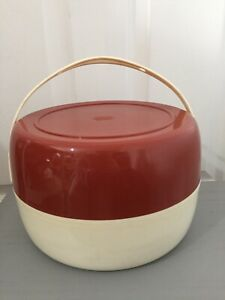 Retro Vintage Space Age Portable Camping Picnic Set Made In Spain Space Saving