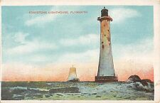 BR68156 eddystone lighthouse plymouth   uk