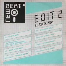 New Beat-Edit 2: Off, Fatal Attraction, Bruno, 101 (ZYX Vinyle LP GERMANY 1989)