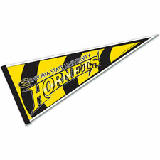 "Emporia State University Hornets 12"" X 30"" College NCAA Pennant Flag"