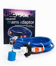 Genuine Aquaroll Mains Water Adaptor Kit connector connection Motorhome Caravan