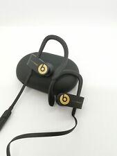 Originales Beats by Dr. Dre Powerbeats 3 Inalámbrico Auriculares (Negro y oro)