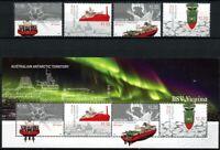 AAT Australische Antarktis 2020 RSV Nuyina Schiff Hubschrauber Eisbrecher MNH