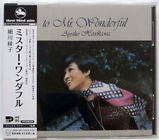 NEW CD / AYAKO HOSOKAWA / MR.WONDERFUL / TBM JAPAN CMRS-0040