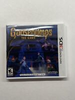 Goosebumps: The Game (Nintendo 3DS, 2015) BRAND NEW SEALED!!!