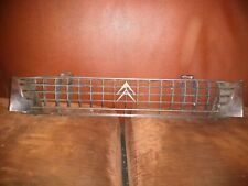 Citroen CX FRONT Grille Grill SERIES 1 1974-85 EARLY