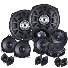 "Speaker Upgrade ""Complete Componet"" Kit for BMW Series X1 X3 X5 X6 from 2004"
