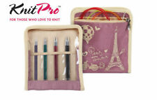 KnitPro Royale 'Midi' Interchangeable Circular Needles Set - Gift Hobby