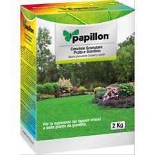 Concime granulare Papillon per prati e giardini fertilizzante 2 kg