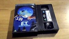 ET The Extra-Terrestrial SPECIAL EDITION UK PAL VHS Digital VIDEO 2002 Spielberg